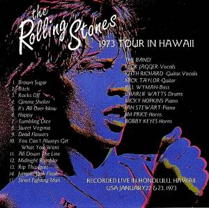 The Rolling Stones: 1973 Tour In Hawaii (CD) - Bild 2