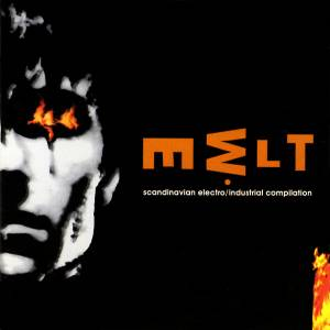 Melt - Scandinavian Electro/Industrial Compilation (CD) - Bild 1