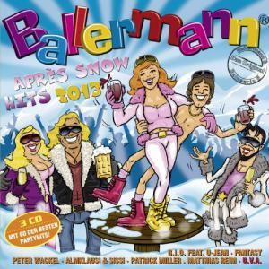 Ballermann Après Snow Hits 2014 - Cover