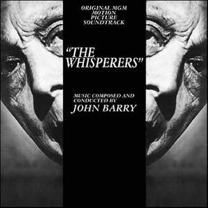 Cover - John Barry: Whisperers / Equus, The