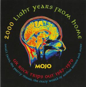 Cover - Blonde On Blonde: 2000 Light Years From Home (UK Rock Trips Out 1967-1970)