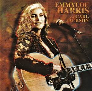 Cover - Carl Jackson: Emmylou Harris With Carl Jackson - Nashville Duets