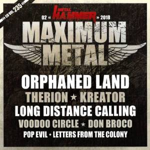 Cover - Letters From The Colony: Metal Hammer - Maximum Metal Vol. 235