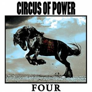 Cover - Circus Of Power: Four