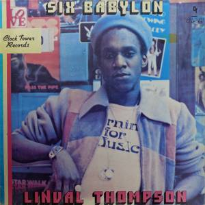 Cover - Linval Thompson: Six Babylon
