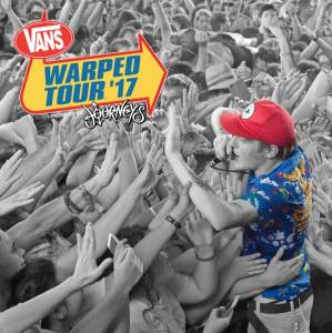 Cover - Bad Cop/Bad Cop: Vans Warped Tour '17