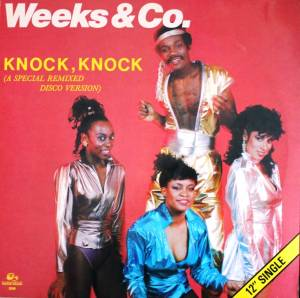 Cover - Weeks & Co.: Knock, Knock