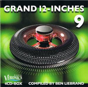 Cover - Peech Boys: Grand 12-Inches 9