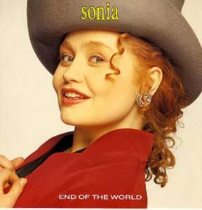 Cover - Sonia: End Of The World