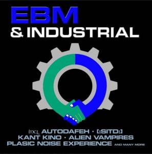Cover - Aesthetische: Ebm & Industrial Vol. 1