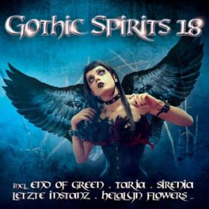 Gothic Spirits 18 - Cover