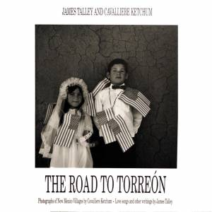 Cover - James Talley: Road To Torreón, The