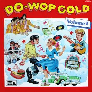 Cover - Barbarians, The: Do-Wop Gold Vol. 1