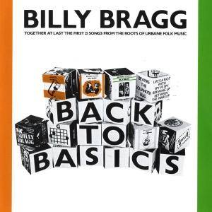 Billy Bragg: Back To Basics - Cover