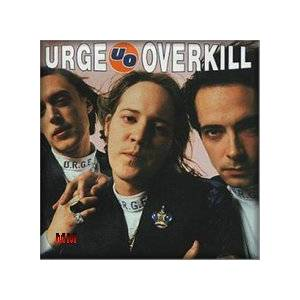 Cover - Urge Overkill: Supersonic Storybook, The