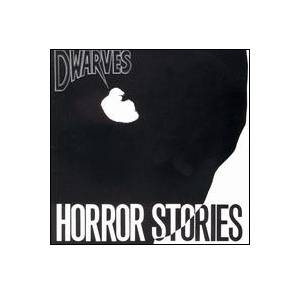 Cover - Dwarves: Horror Stories