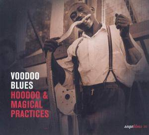 Voodoo Blues - Hoodoo & Magical Practices - Cover