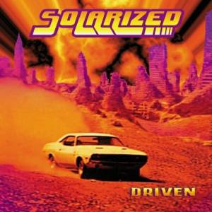 Solarized: Driven - Cover
