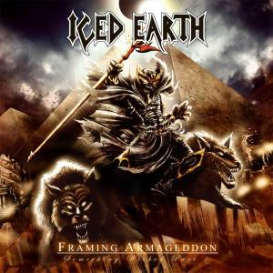 Cover - Iced Earth: Framing Armageddon (Something Wicked Part 1)