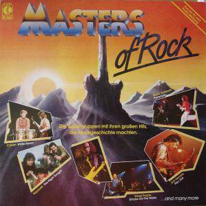 Masters Of Rock - Cover