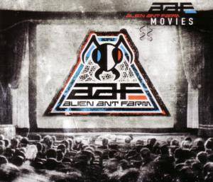 Cover - Alien Ant Farm: Movies