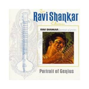 Ravi Shankar: Portrait Of Genius - Cover