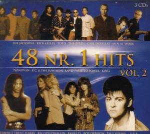 Cover - Johnnie Taylor: 48 Nr. 1 Hits Vol. 2