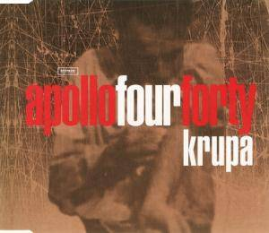 Apollo Four Forty: Krupa - Cover