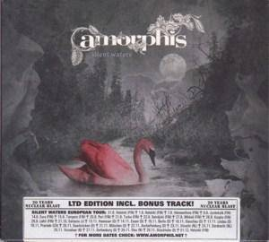 Amorphis: Silent Waters (CD) - Bild 1