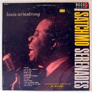 Cover - Louis Armstrong: Satchmo Serenades