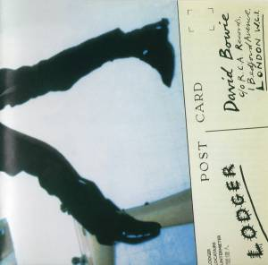 David Bowie: Lodger (CD) - Bild 1
