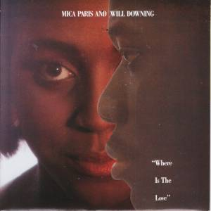 Cover - Mica Paris: Where Is The Love