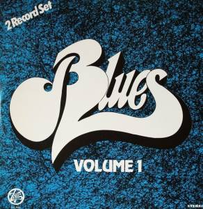 Cover - Buster Brown: Blues Volume 1