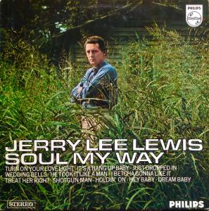 Cover - Jerry Lee Lewis: Soul My Way