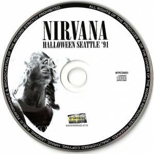 Nirvana: Halloween Seattle '91 - CD (2018, Bootleg, Live