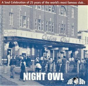 Night Owl - The Wigan Casino Years - Cover
