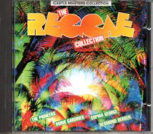 Reggae Collection, The - Cover