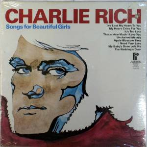 Cover - Charlie Rich: Songs For Beautiful Girls