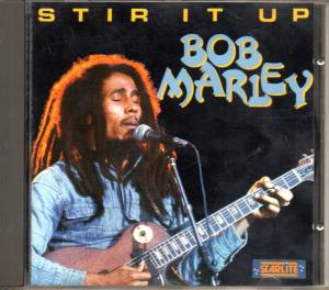 Cover - Bob Marley: Stir It Up