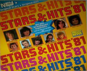 Stars Und Hits '81 - Cover
