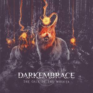 Dark Embrace: Call Of The Wolves, The - Cover