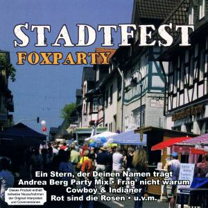 Cover - Korntaler, Die: Stadtfest Foxparty