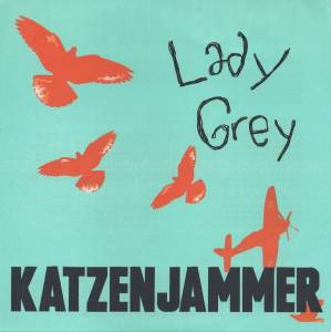 Katzenjammer: Lady Grey - Cover