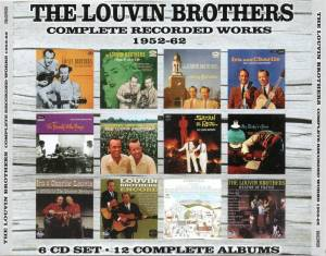 Cover - Louvin Brothers, The: Complete Recorded Works 1952 - 62