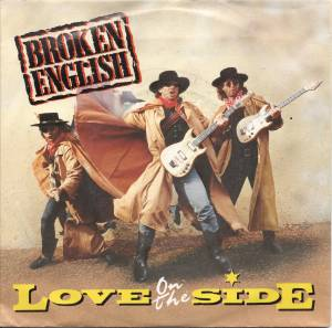 Cover - Broken English: Love On The Side
