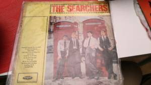 Cover - Searchers, The: Searchers, The