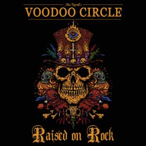 Cover - Alex Beyrodt's Voodoo Circle: Raised On Rock
