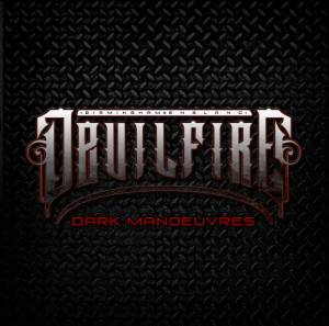 Devilfire: Dark Manoeuvres - Cover