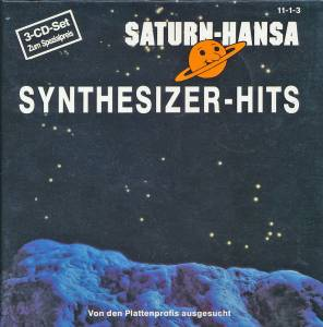 Synthesizer-Hits (The Complete Synthesizer Collection - Ravel's Bolero And 21 More Spectacular Classics) (3-CD) - Bild 1