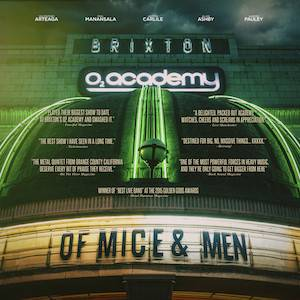 Of Mice & Men: Live At Brixton (2-LP) - Bild 1
